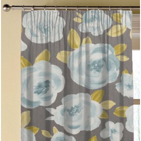 Clarke and Clarke Folia Elodie Mineral Made to Measure Curtains
