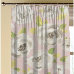 Clarke and Clarke Folia Elodie Sorbet Made to Measure Curtains