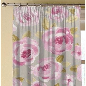 Clarke and Clarke Folia Elodie Summer Made to Measure Curtains