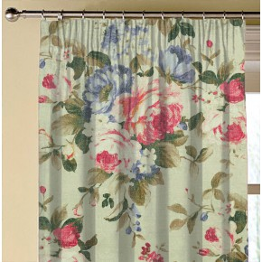 Clarke and Clarke  Colony Emeline Multi Made to Measure Curtains