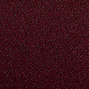 Clarke and Clarke Cesare Bordeaux Curtain Fabric