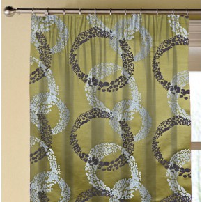 Prestigious Textiles Focus Exposure Citron Made to Measure Curtains
