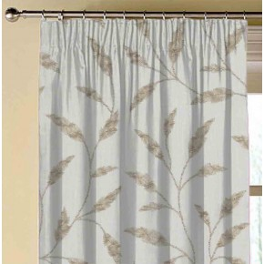 Avebury Fairford Natural Made to Measure Curtains