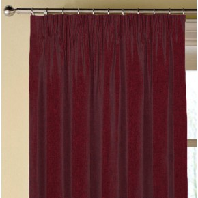 Prestigious Textiles Finlay Bordeaux Made to Measure Curtains