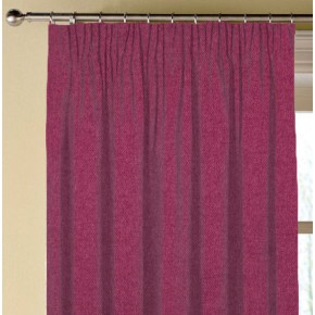 Prestigious Textiles Finlay Fuchsia Made to Measure Curtains