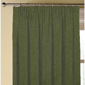 Prestigious Textiles Finlay Olive Made to Measure Curtains