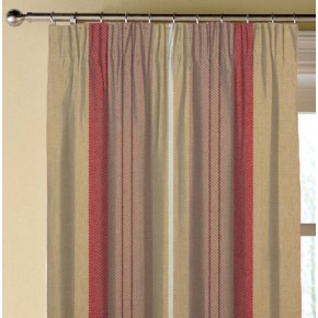 Prestigious Textiles Highlands Glenfinnan Cardinal Made to Measure Curtains