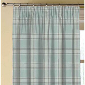 Clarke and Clarke Glenmore Clarke and Clarke Glenmore Duckegg Made to Measure Curtains