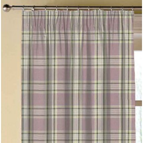 Clarke and Clarke Glenmore Clarke and Clarke Glenmore Heather Made to Measure Curtains
