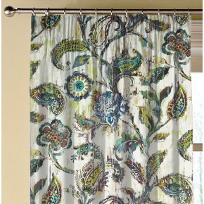 A Prestigious Textiles Decadence Grandeur Adriatic Made to Measure Curtains