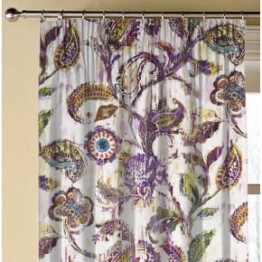 A Prestigious Textiles Decadence Grandeur Gemstone Made to Measure Curtains