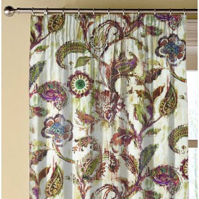 A Prestigious Textiles Decadence Grandeur Medici Made to Measure Curtains
