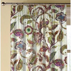 A Prestigious Textiles Decadence Grandeur Medici Made to Measure Curtains
