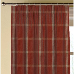 Prestigious Textiles Highlands Halkirk Auburn Made to Measure Curtains