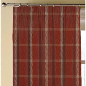 Prestigious Textiles Highlands Halkirk Auburn Made to Measure Curtains