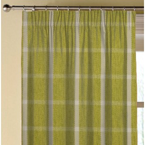 Prestigious Textiles Highlands Halkirk Moss Made to Measure Curtains