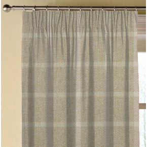 Prestigious Textiles Highlands Halkirk Oatmeal Made to Measure Curtains