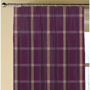 Prestigious Textiles Highlands Halkirk Thistle Made to Measure Curtains