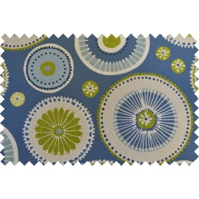 Zest Charnwood Bluebell Cushion Covers