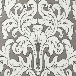Clarke and Clarke Chateau Chateau Smoke Curtain Fabric