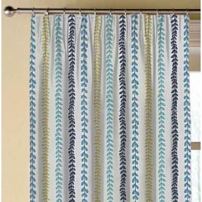 Prestigious Textiles Annika Heidi Marine Made to Measure Curtains