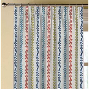 Prestigious Textiles Annika Heidi Papaya Made to Measure Curtains
