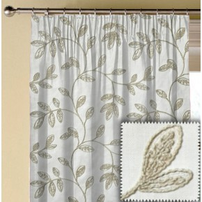 Prestigious Textiles Perception Helvellyn Natural Made to Measure Curtains