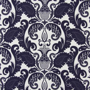 Indigo Cheyenne  Navy Made to Measure Curtains