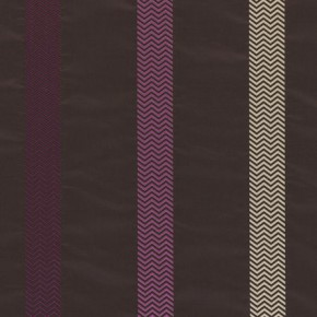Clarke and Clarke Boutique Chic Damson Curtain Fabric