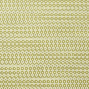 Clarke and Clarke Zanzibar Chico Lime Curtain Fabric