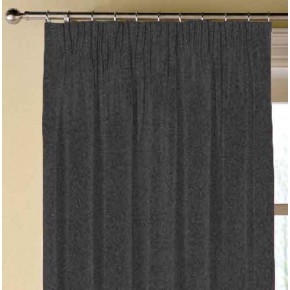 Clarke and Clarke Highlander Ebony Made to Measure Curtains