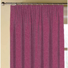 Clarke and Clarke Highlander Fuchsia Made to Measure Curtains