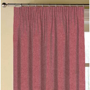 Clarke and Clarke Highlander Garnet Rose Made to Measure Curtains