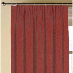 Clarke and Clarke Highlander Marsala Made to Measure Curtains