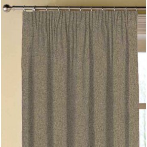 Clarke and Clarke Highlander Mocha Made to Measure Curtains