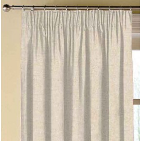 Clarke and Clarke Highlander Natural Made to Measure Curtains