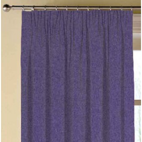 Clarke and Clarke Highlander Violet Made to Measure Curtains