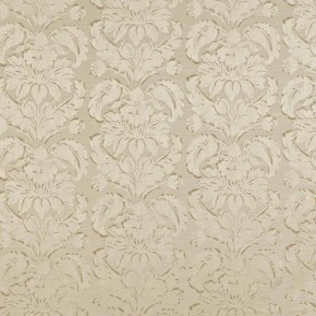 Samarkand Chinaz Champagne Curtain Fabric