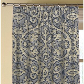 Clarke and Clarke Imperiale Chicory Made to Measure Curtains