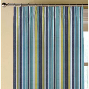Prestigious Textiles Annika Ingrid Marine Made to Measure Curtains