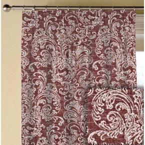 Prestigious Textiles Devonshire Ivybridge Chianti Made to Measure Curtains