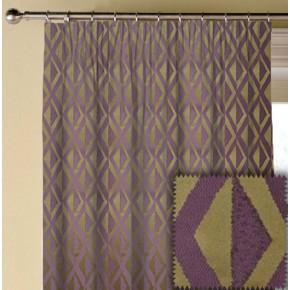 Prestigious Textiles Samba Jive Topaz Made to Measure Curtains