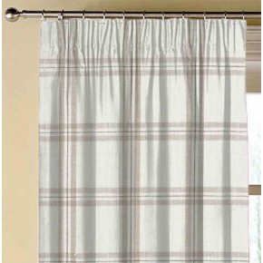 Avebury Kelmscott Natural Made to Measure Curtains