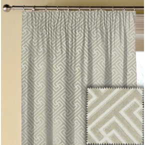 Prestigious Textiles Metro Key Natural Made to Measure Curtains