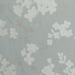 Clarke and Clarke Holland Park Clarendon Duckegg Curtain Fabric