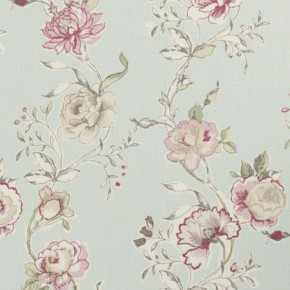 Clarke and Clarke Clarisse Clarisse Duckegg Curtain Fabric