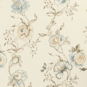 Clarke and Clarke Clarisse Clarisse Wedgewood Made to Measure Curtains