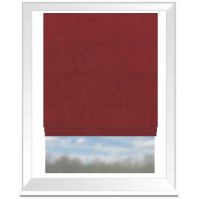 Clarke and Clarke Altea Clay Roman Blind