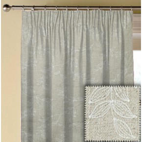 Prestigious Textiles Perception LeafTrail Linen Made to Measure Curtains