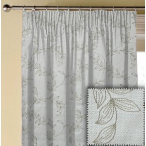Prestigious Textiles Perception LeafTrail Natural Made to Measure Curtains